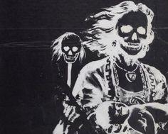 DETHJUNKIE* #skull #death