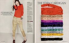 J. Crew August 2011 Catalog pgs 44-45 | Flickr - Photo Sharing! #j #magazine #crew