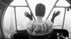 Norman Parkinson - Cardin Hat over Paris - Photos - Photohab - Photographer\\\\\\\'s Portfolios