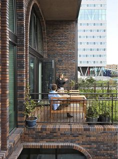 DIY-Housing in Amsterdam – Amstelloft by WE Architecten