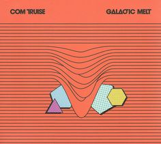 by The Album Artwork Archive #melt #truise #cover #illustration #galactic #com
