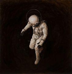 08a.jpg 700×721 pixels #dive #astronaut #space