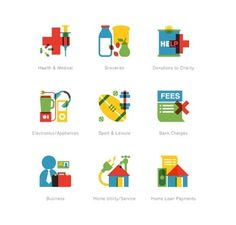 FFFFOUND! | 22 Seven #illustration #icons