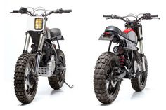 Custom scrambler NX650 by Dream Wheels #moto #scrambler