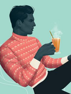 Cocktails for Cold Nights by Jack Hughes — Agent Pekka