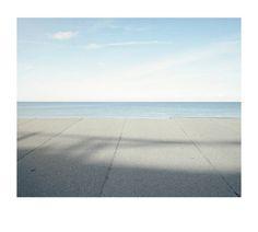 roof, sea, sky, landscape, minimal,