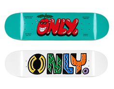 Summer 2014 Totes & Skateboards #ny #streetwear #york #skateboard #only #new