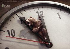 BUND: 5 vor 12 #advertising