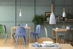 Stylish Collection of Chairs Gotham Woody - InteriorZine
