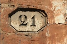 ITALY – ROME I VERNACULAR TYPOGRAPHY #numbers #two #italy