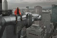 Annie Leibovitz for Moncler Fall-Winter 2014 Campaign #inspiration #photography #commercial