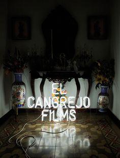 El Cangrejo Films (Identity) by Lo Siento Studio, Barcelona