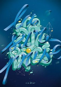 La Surprise on the Behance Network #illustration #alexis #silk #typography