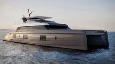 Tennis Superstar Rafael Nadal upgrades his boat to Sunreef 80 Power catamaran