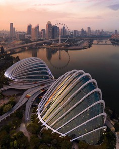 Spectacular Cityscapes and Urbanscapes in Singapore by Jeryl Teo