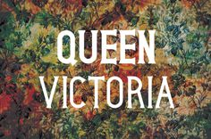 Victoria Typeface on Behance