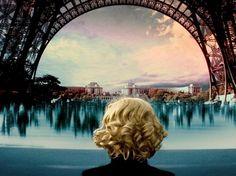 Angell Gallery | artists | Bonnie Baxter | Paris 1 #bonnie #baxter