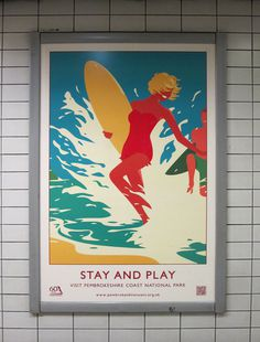 PCNPA  Summer poster campaign