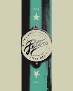 Artcrank 2011 Process | Allan Peters' Blog #bicycle #print #design #screen #peters