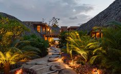 Pacific dreams: a coastal Mexican home built like a micro-village