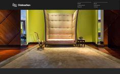 Odabashian website design by Anagrama webdesign website