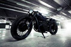 Bandit9 \'Nero\' Motorcycle