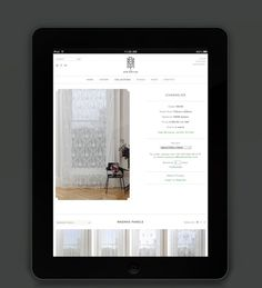 Graphical House #ipad #web