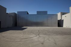 Concrete at Alserkal Avenue by OMA