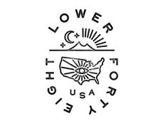 Lower2 #states #america #illustration #united