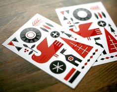 Bird_3 #print #postcard