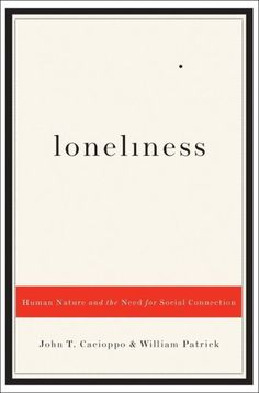 Loneliness #book #book cover #editorial