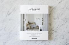» OPENHOUSE Magazine #magazine
