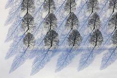 Minimalist Aerial Photography by Klaus Leidorf - mashKULTURE