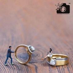 Cute Miniature Photo Shoot Ideas