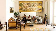 Retro Apartment in Milan / Cristiana Vannini