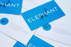 Elephant Identity + Branding - ROBÃ‹RMADE.TV + HAÃ…NSFUJIMOTO #branding #productions #design #graphic #elephant #identity #logo #fujimoto #haans