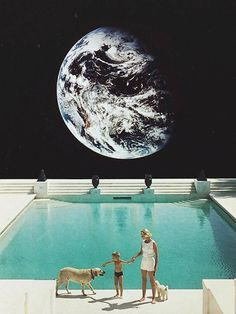SURREAL COLLAGES BY THOMAS EASTON