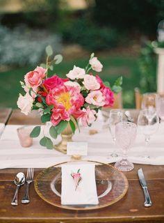 Romantic multicultural San Francisco garden wedding