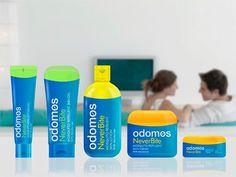 Packaging World: Odomos Skin Care #packaging