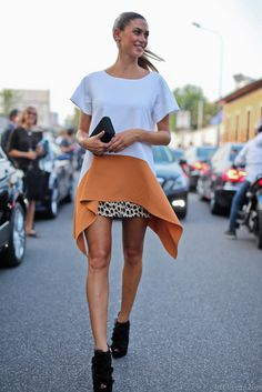 http://25.media.tumblr.com/tumblr_ls8e18hhA91qjvv3oo1_500.jpg #dress #orange #fahion