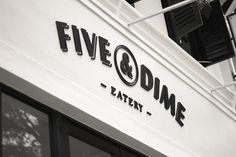 Five & Dime #eatery #fivedime