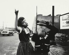 """Dance in Brooklyn"" William Klein, 1955"