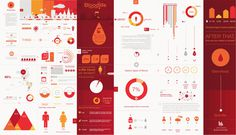 Bloodlife // Interactive Infographic System on Behance #blood #line #interactive #graphic