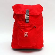 JanSport Heritage OFF TRAIL TQF5 Bag (Red) from Oi Polloi #bag #jansport