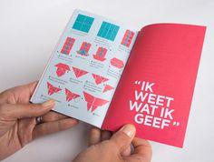 Vrijwilligersacademie Amsterdam Annual Report #vector #book #amsterdam #report #magazine