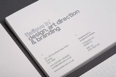 Believe In | September Industry #identity #branding #stationery