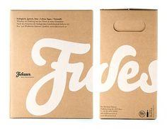 fidesser11.jpg 538×417 pixels #raw #cardboard #packaging #print #design #box #screen #fidesser #estate