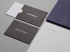 Embassy #stationary #luxury