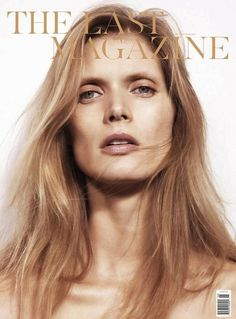 The Last Magazine S/S 2012 Cover | Malgosia Bela by Josh Olins #josh #bela #the #olin #fashion #last #magazine #malgosia