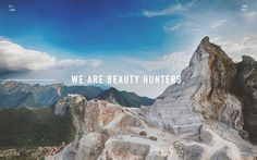 Marmo Elite italy italian beauty hunters cool top mdern black dark beautiful new webdesign website inspiration inspire minimal best css html